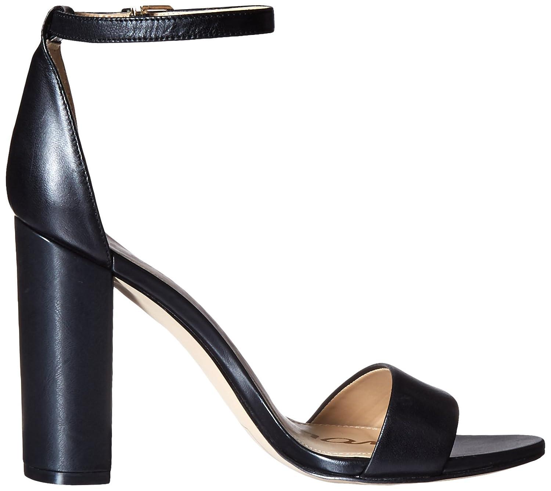 daefda74ec Amazon.com   Sam Edelman Women's Yaro Heeled Sandal   Heeled Sandals