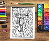 Radiology Life: A Snarky Coloring Book for