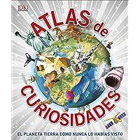 Atlas de curiosidades: El planeta tierra como nunca