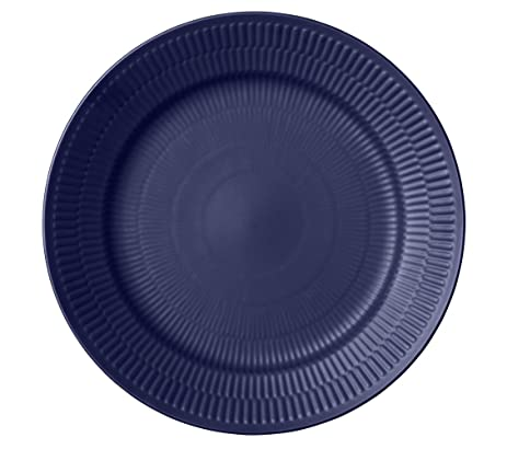 Royal Copenhagen Blue Fluted Dinner Plate 10.75 in  sc 1 st  Amazon.com & Amazon.com | Royal Copenhagen Blue Fluted Dinner Plate 10.75 in ...