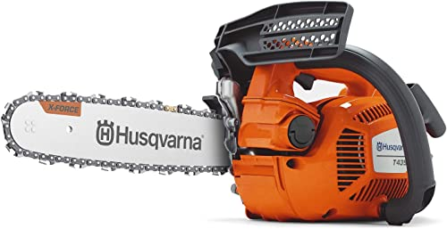 Husqvarna 966997203 T435 Top Handle Saw, Mid Size, Orange