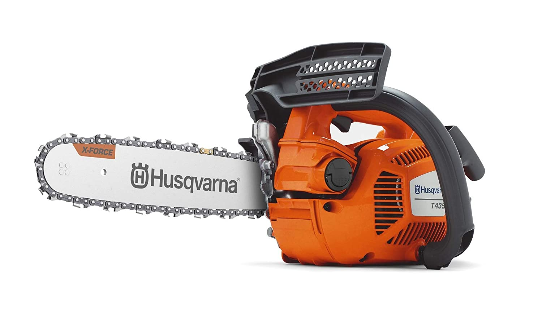Husqvarna 966997203 T435 Top Handle Saw, Orange