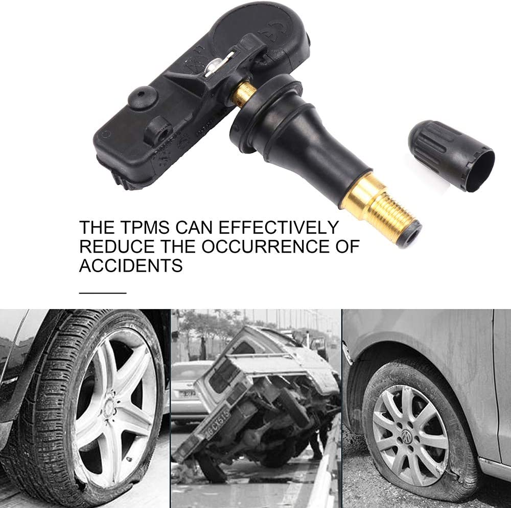 TPMS Sensor-Tire Pressure Monitor Sensor Dorman 974-046