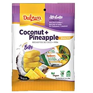 Coconut and Pineapple