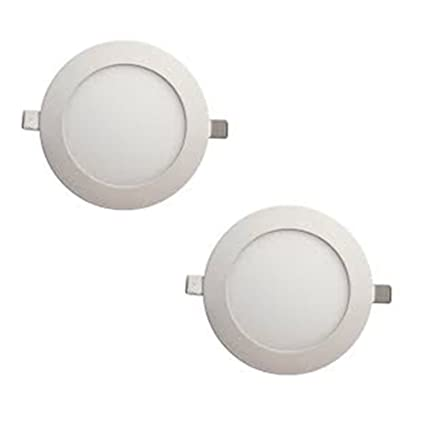 Buy mazda led panel 3w ceiling light pack of 2 white round mazda led panel 3w ceiling light pack of 2 white round mozeypictures Images