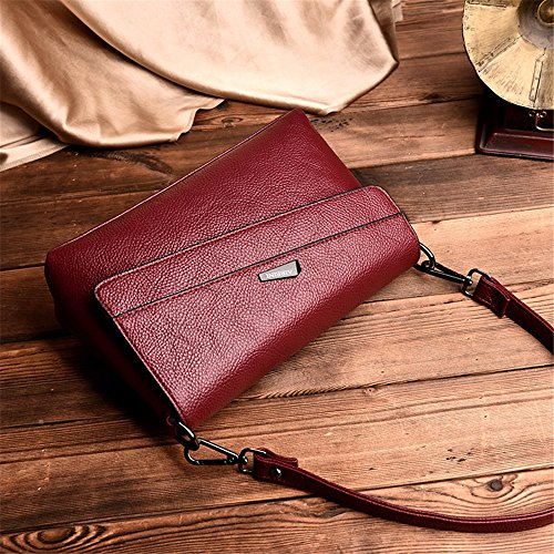 magnetic casual PU square capacity buckle bag large Simple Messenger bag Sunbobo shoulder 4w5E7q4