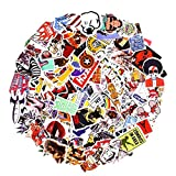 Laptop Stickers [200 pcs], Breezypals Car Stickers Motorcycle Bicycle Luggage Decal Graffiti Patches Skateboard Stickers for Laptop [No-Duplicate Sticker Pack]
