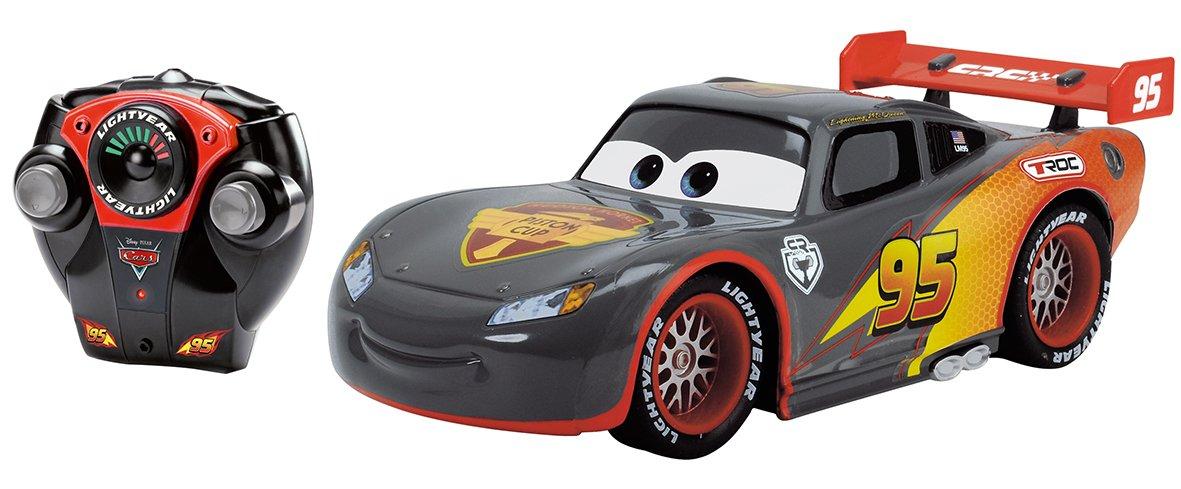 Smoby – 213086000 – Cars RC – Escala 1/16 – MC Queen Carbon