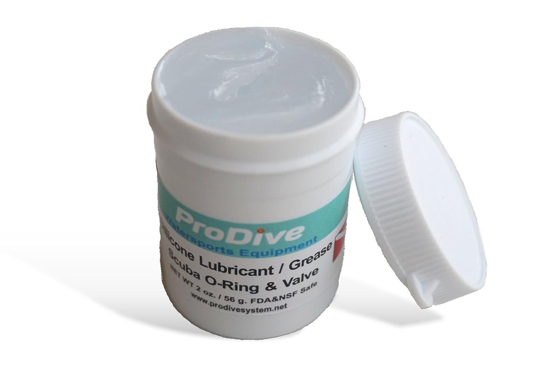 Plongée Graisse silicone Joint torique Lubrifiant 56 gr ProDive System