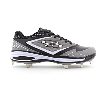 6ec2d4759e2 Amazon.com  Boombah Women s A-Game Metal Cleats - 6 Color Options ...