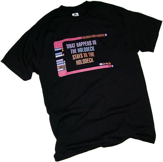 Star Trek Holodeck Secrets Adult Tank Top T-shirt
