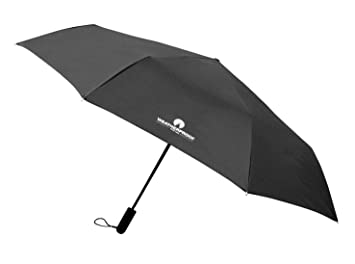 Weatherproof 56 Inch Auto Open and Close Golf Umbrella, Black, One Size