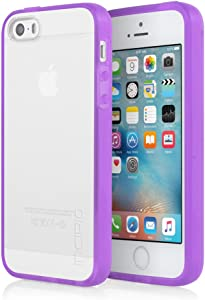 Incipio Cell Phone Case for Apple iPhone 5 / iPhone 5S / iPhone SE - Retail Packaging - Lavendar