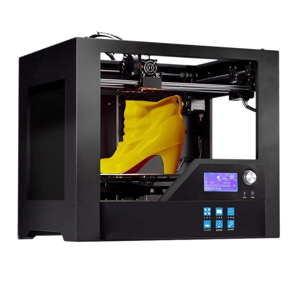 TiandaoMXL Impresora 3D Z-603S Marco de Metal Completo con lecho ...