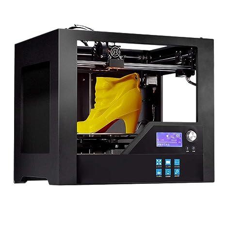 Z.L.FFLZ Impresora 3D Impresora 3D Z-603S Marco de Metal Completo ...