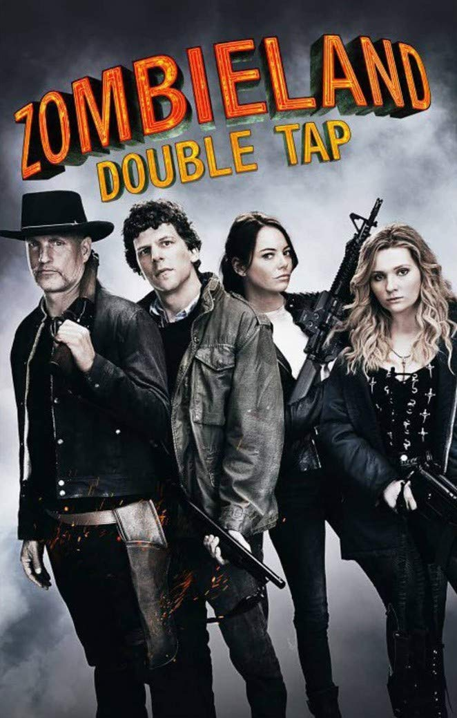 Image result for zombieland double tap movie poster