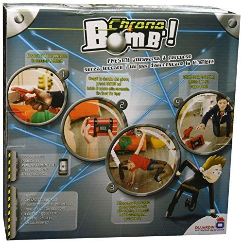 Rocco Toys 90421Chrono Bomb Challenge in the Dark Film-, TV- & Video-Action- & -Spielfiguren