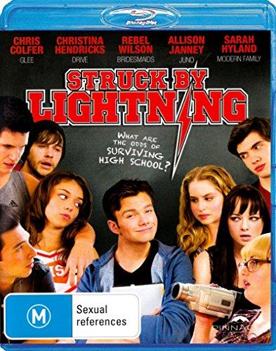 Struck by Lightning Blu-ray
