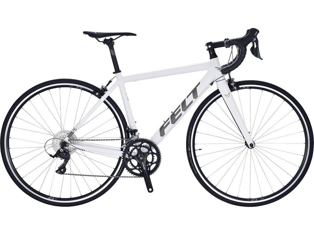 FELT(フェルト) 17'F95 (Sora 2x9s) ロードバイク マットホワイト B01L6ADJ2S 480