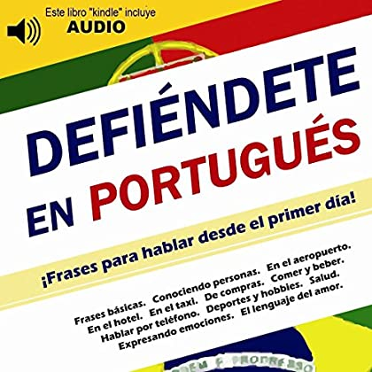 Defiéndete en Portugués: Frases para hablar desde el primer día (incluye AUDIO gratuito)