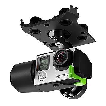 3DR - Cardán Gimbal 3 Ejes para Solo Drone (GB11A): Amazon.es ...