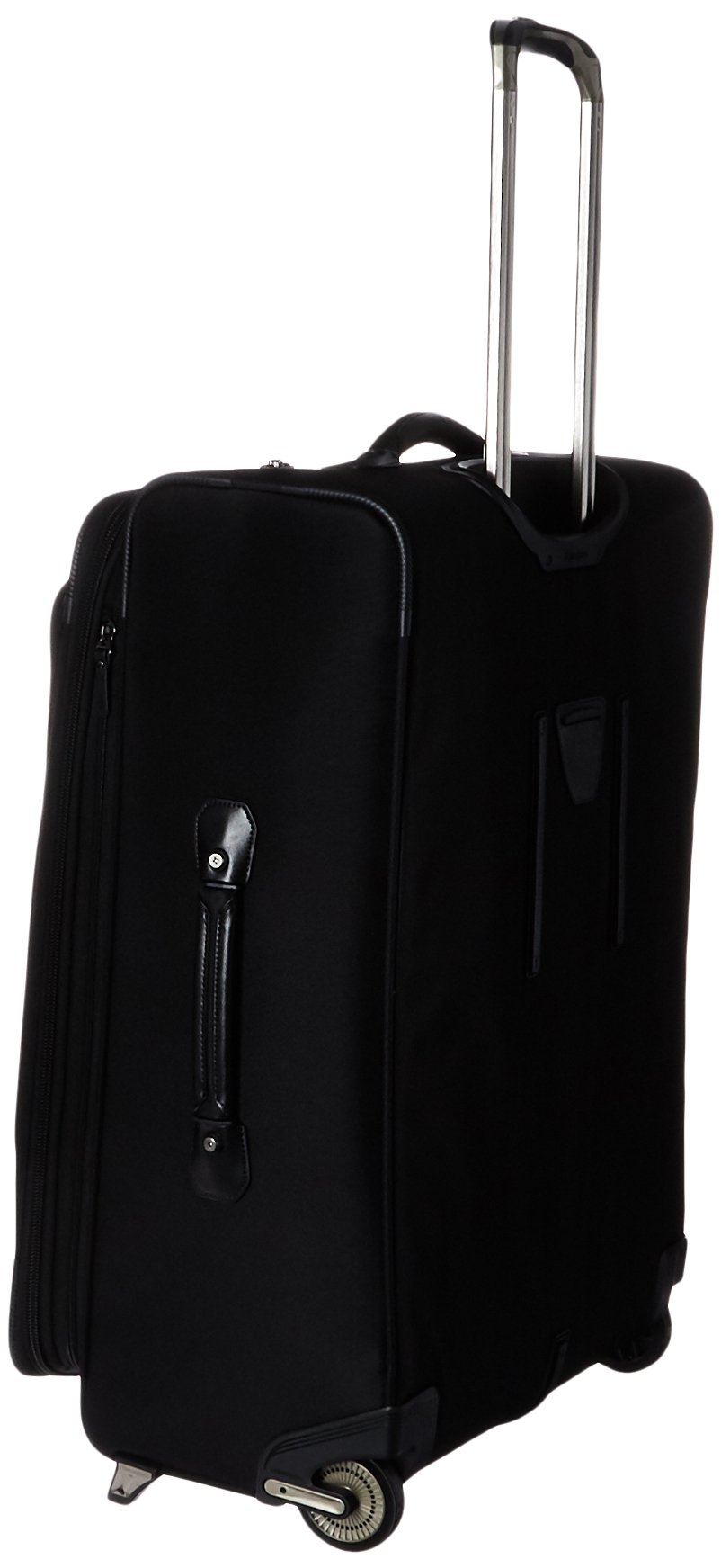Travelpro Crew 11 Expandable Rollaboard Wheeled Suiter Suitcase, Black by Travelpro (Image #1)