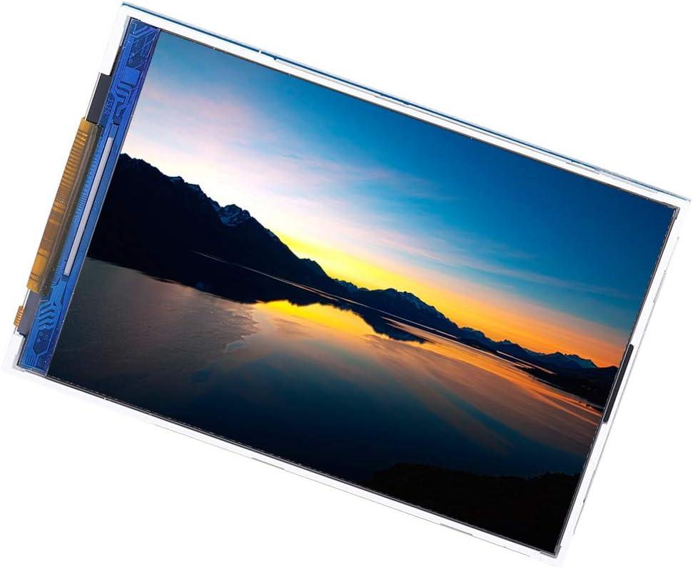 with Touch Panel 3,5 Pouces Hilitand Module TFT LCD Ecran Tactile ou sans Ecran Tactile pour Carte Arduino UNO et Mega 2560 Pixels 480x320