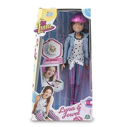Soy Luna - Fashion doll + colgante (Giochi Preziosi YLU33000)