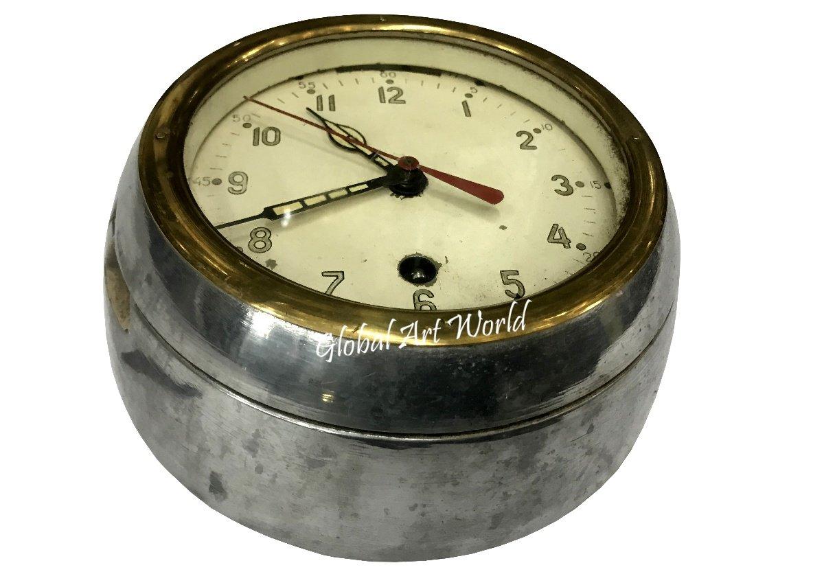 Amazon.com: Global Art World Vintage Russian Rare Time Piece Soviet ...