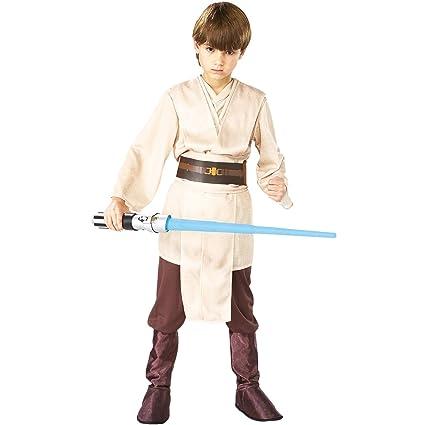 NET TOYS Disfraz Infantil Jedi - S, 3 - 4 años, 99 - 104 cm ...