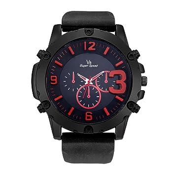Saihui Niños Digital analógico relojes, 1pcs Fashion de hombre de grosor gel de sílice esfera redonda reloj de cuarzo deportivo, A: Amazon.es: Deportes y ...