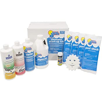 In The Swim Ultimate Spring Start-Up Pool Chemical Kit