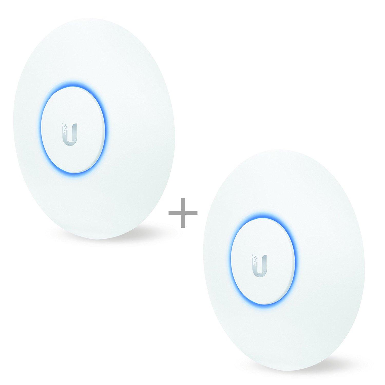 Ubiquiti UniFi AC Lite AP - Wireless Access Point - 802.11 B/A/G/n/AC (UAPACLITEUS) 2-Pack Bundle by Ubiquiti Networks