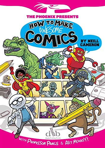 How to Make Awesome Comics (The Phoenix Presents) (1910200034) Amazon Price History, Amazon Price Tracker