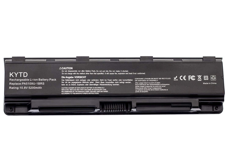 KYTD PA5109U-1BRS Batería para Toshiba Satellite C50 C50D C50t C55 C55D C55t C70 C70D