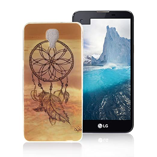 7 opinioni per AllDo Custodia in Silicone per LG X Screen Cover Gomma TPU Custodia Protettiva