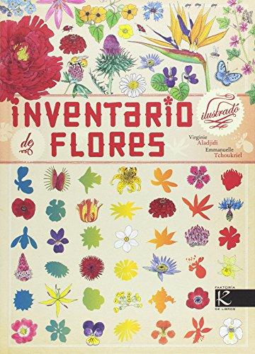 Inventario de flores (Spanish Edition) [Virginie Aladjidi] (Tapa Dura)