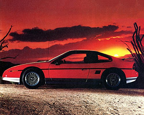 Image result for 1986 Fiero gt