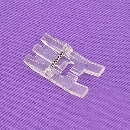 Presser Feet - 1pcs Clear Plastic Ordinary General Purpose Presser Foot for Home Sewing Machines Hot Sale Multifunction Machine Parts by Ganos