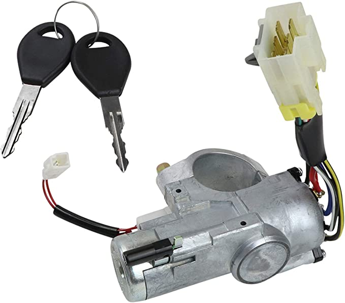 Beck Arnley 201-1736 Ignition Key And Tumbler