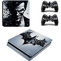 BATMAN AND JOKER PS4 SLIM SKIN