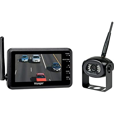 "Voyager WVOS43 4.3"" Digital Wireless Observation System with WiSight Technology: Automotive"