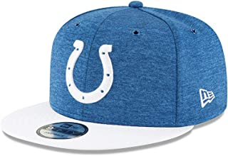 New Era Snapback Cap - Sideline Home Indianapolis Colts
