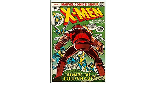 Amazon.com: X-MEN #80 7.0: Entertainment Collectibles