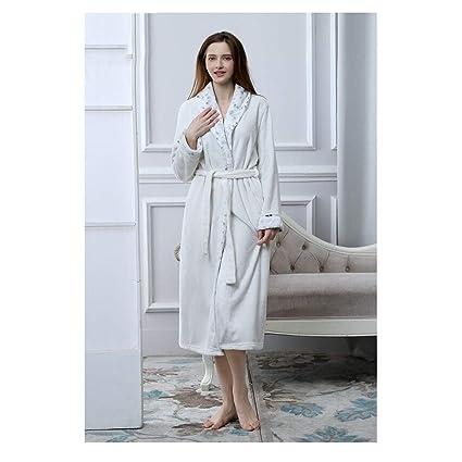 Amazon.com  Ladies Luxury Sexy Dressing Gown 35e9f847c