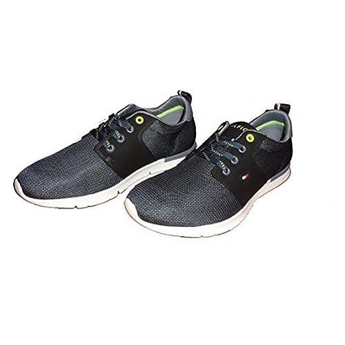 ZAPATILLAS TOMMY HILFIGER - FM56821993-403-T-45: Amazon.es: Zapatos y complementos