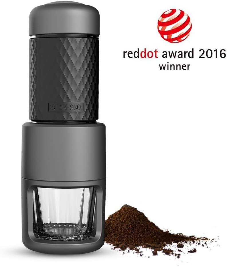 Reddot award] STARESSO SP-200 Cafetera Italiana Express Manual de ...