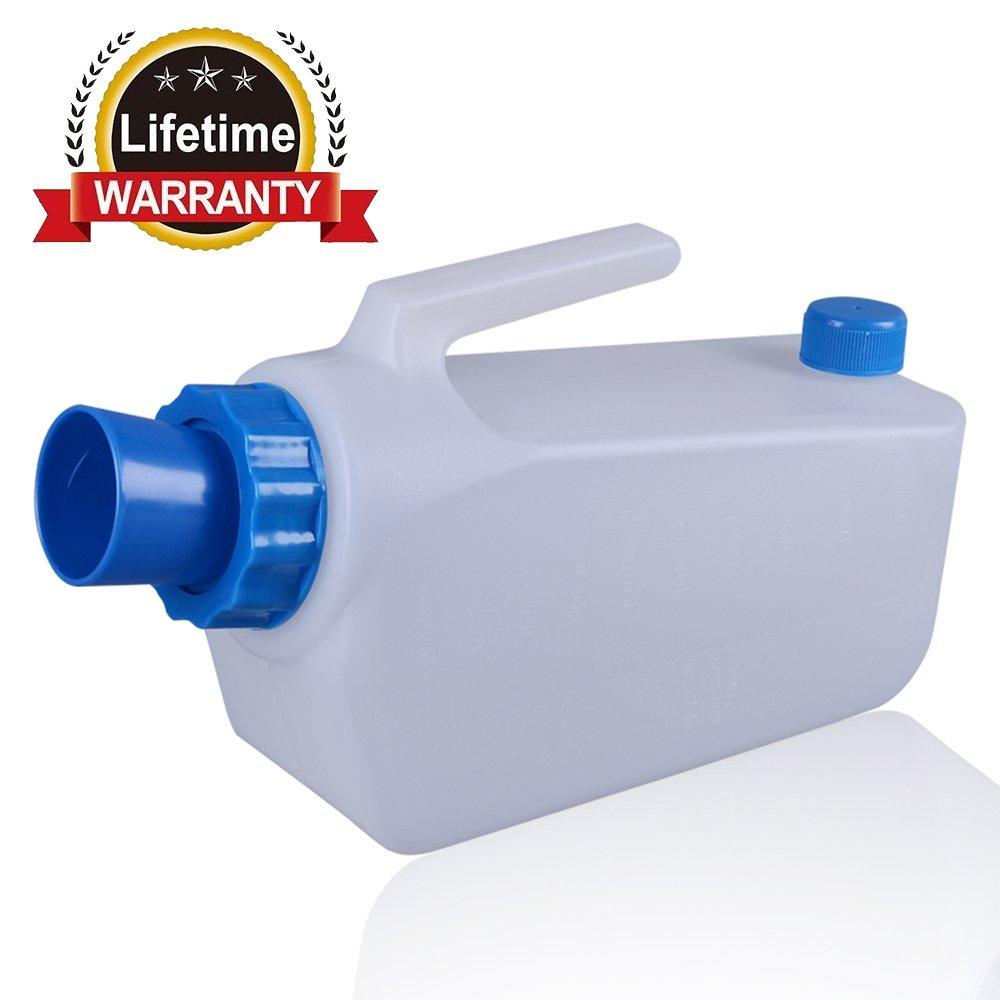 Male Urinals Bottle Men's Portable Pee Bottle 1000ml