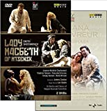 Lady Macbeth of Mtsensk/Adriana Lecouvreur [3 DVDs]