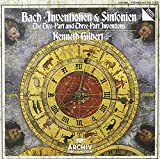 Bach: The Two-Part and Three-Part Inventions